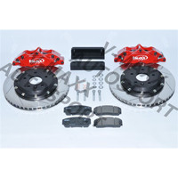 Sport Bremsen Set 330mm VW GOLF 5 Plus 1KP KM