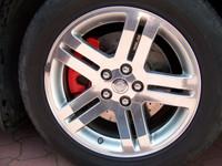 Chrysler 300C Sport Bremsen Set EBC VA + HA – Bild 5