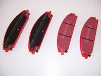 Chrysler 300C Keramik Bremsbeläge EBC Red Stuff vorne – Bild 1