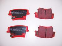 Chrysler 300C Keramik Bremsbeläge EBC Red Stuff hinten – Bild 1