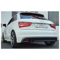 Edelstahl Sportauspuff Audi A1 & Sportback 1.4 TFSI – Bild 3