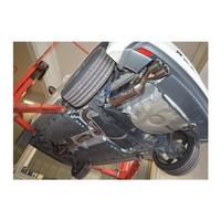 Edelstahl 70mm Sportauspuff Anlage Audi A1 & Sportback 1.4 TFSI – Bild 4