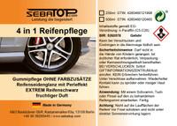 4 in 1 Reifenpflege EXTREM 500ml – Bild 2