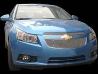 Chevrolet Cruze Frontgrill Mesh Grill Edelstahl – Bild 1
