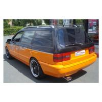 Edelstahl Gr.A Sportauspuff Anlage VW Passat 35i Facelift 2.8l VR6 – Bild 2