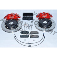 Sport Bremsen Set 330mm / Steelflex VW BEETLE 5C