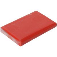1x 200g Reinigungsknete Rot Heavy Polierknete