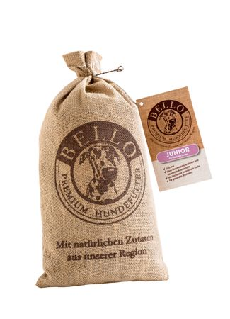 Bello - Premium Hundefutter - Junior 12,5 kg