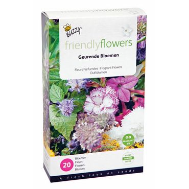 Buzzy® Friendly Flowers Mix Duftblume für 15m²