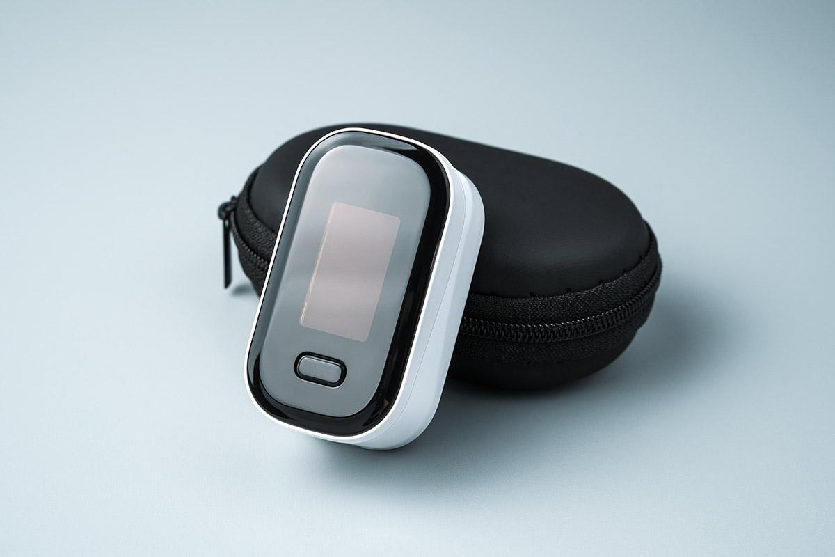 Pulsoximeter-Zubehör: Tasche