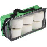 Modultaschen SET Nylon in 5 Farben für Notfallrucksack & Notfalltasche – Bild 3