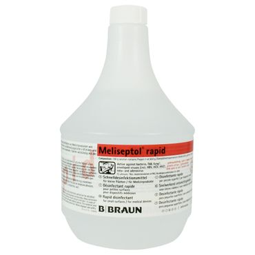 BRAUN Meliseptol® rapid 1000 ml