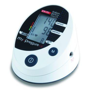 MY PRESSURE 1.0 Digitales Blutdruckmessgerät
