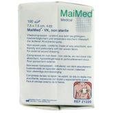 MaiMed® - VK Vlieskompressen unsteril 4-fach 30 g – Bild 3