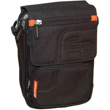 Elite Bags FIT´S Diabetiker-Tasche Schwarz 14 x 20 x 8 cm