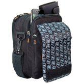 Elite Bags FIT´S Diabetiker-Tasche Schwarz 14 x 20 x 8 cm – Bild 3