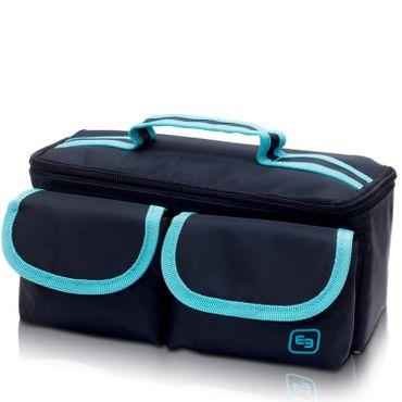Elite Bags ROW´S Labortasche Blau 26 x 12 x 12 cm
