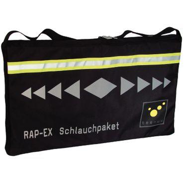 tee-uu RAP-EX Schlauchpaket-Tasche 87 x 52 x 7 cm