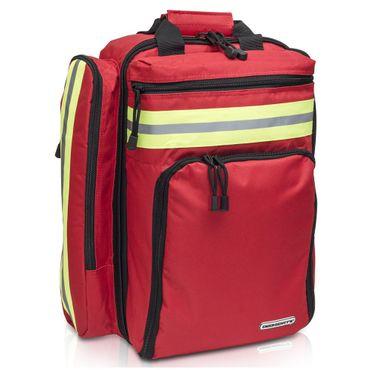 Elite Bags SUPPORTER Notfallrucksack 37 x 45 x 21 cm Rot mit AED-Fach