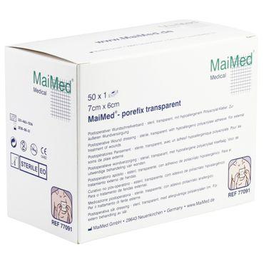 MaiMed porefix transparent steril Wundschnellverband