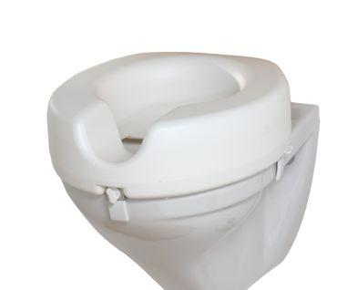 WC-Sitz-Erhöhung SECURA 17 x 41,5 x 44 cm