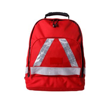 WaterStop Notfallrucksack small RED Teflon Shield 43 x 35 x 15 cm