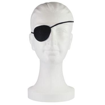 NOBA Augenklappe Schwarz