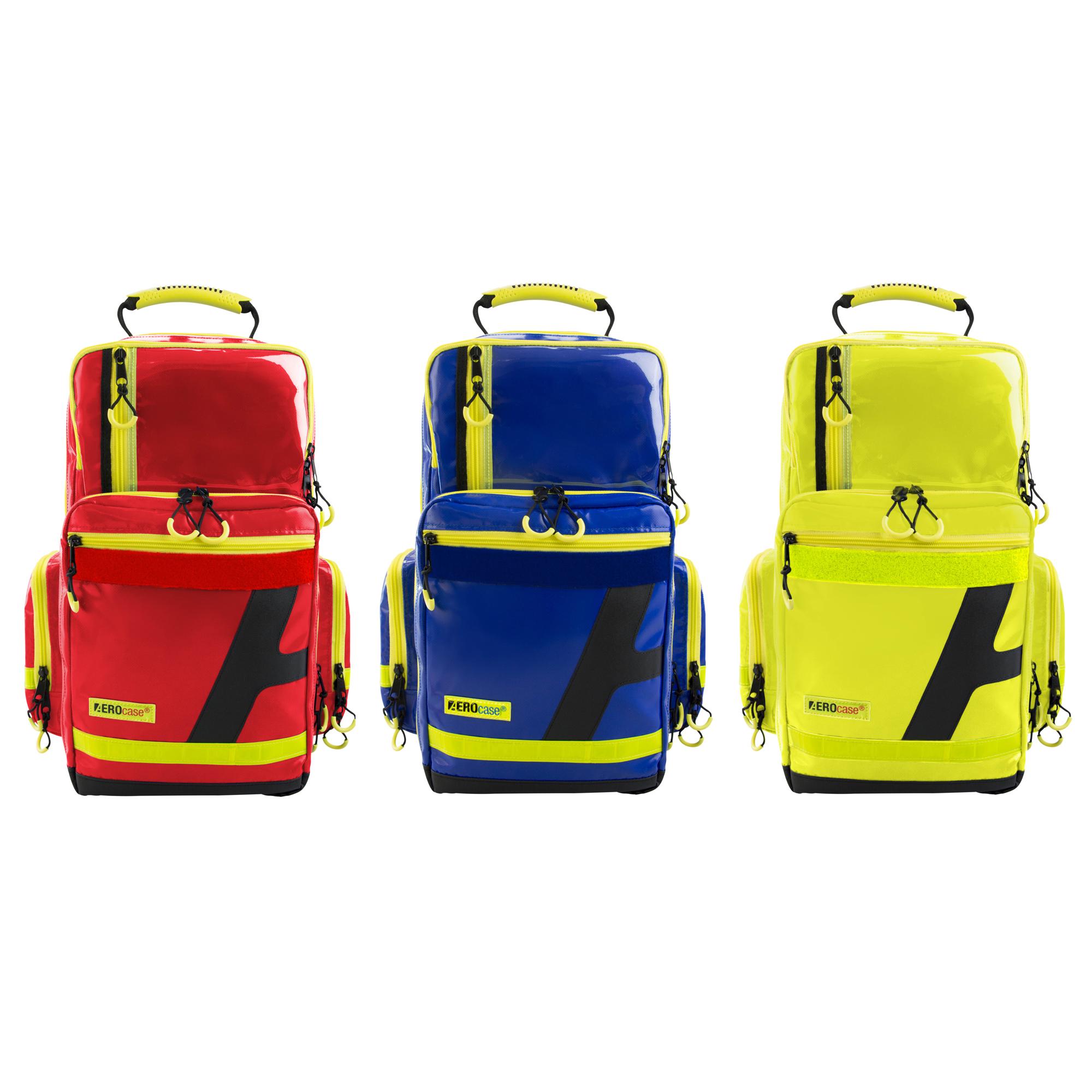 Farben:Rot Pro1R PL1C Notfallrucksack L Plane AEROcase/®