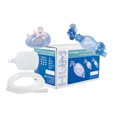 AERObag® Beatmungsbeutel-Set PVC