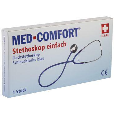 MED-COMFORT Flachkopf-Stethoskop