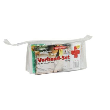 WUNDmed® Verbands-Set 7-teilig