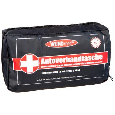 WUNDmed® Autoverbandtasche DIN 13164 (StVZO § 35 h)