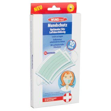 WUNDmed® Mundschutz 17,5 cm x 9,5 cm 10 Stück/Packung