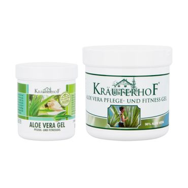 Kräuterhof® Aloe Vera Pflege- und Fitness-Gel
