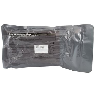 Militär Grün sliding mobile pad Emergency Bandage 15 cm x 4,5 m