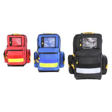 Notfallrucksack MEDICUS M Nylon 48 x 35 x 23 cm verschiedene Farben