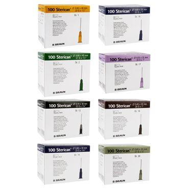Sterican® Einmal-Injektions-Kanülen 100 Stück