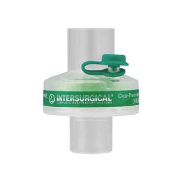 Clear-Therm® Mini HMEF für Kinder mit Luer Port