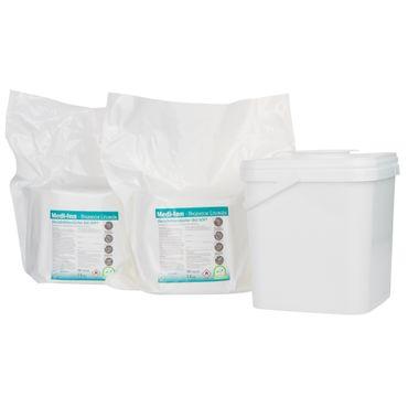 MEDI-INN Spendereimer + 2 Nachfüllpackungen BIG SOFT