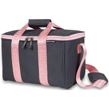 Elite Bags MULTY´S Multifunktionstasche Grau/Rosa 34 x 21 x 20 cm