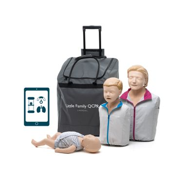 Laerdal Little Family QCPR mit Feedback-Technologie