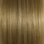 25 strands 55cm curly ash blonde#18 2