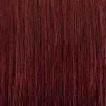 25 Nanoring-Extensions 45cm burgund#32 3