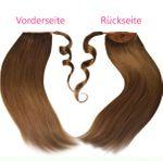 ponytail extensions 50cm golden brown#07 2