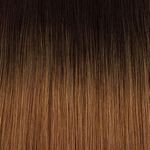 Clip-in nahtlos 120g/30cm root#02/10 2