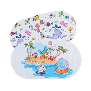 Badewannen-Antirutschmatte für Kinder – Bild 1