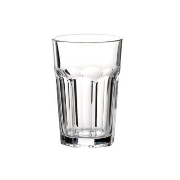 Cocktailglas Hedensted 420 ml Glas Trinkglas Cocktail Getränkeglas Latte Gläser – Bild 1