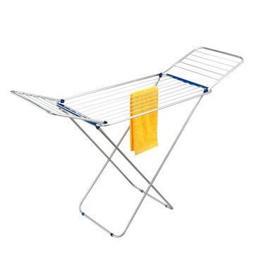 Flügelwäschetrockner Aluminium 18 m – Bild 1