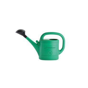 Gießkanne mit Brause 5 l, grün – Bild 1
