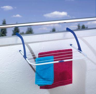 Heizkörper-Wäschetrockner 3 m verstellb. – Bild 3